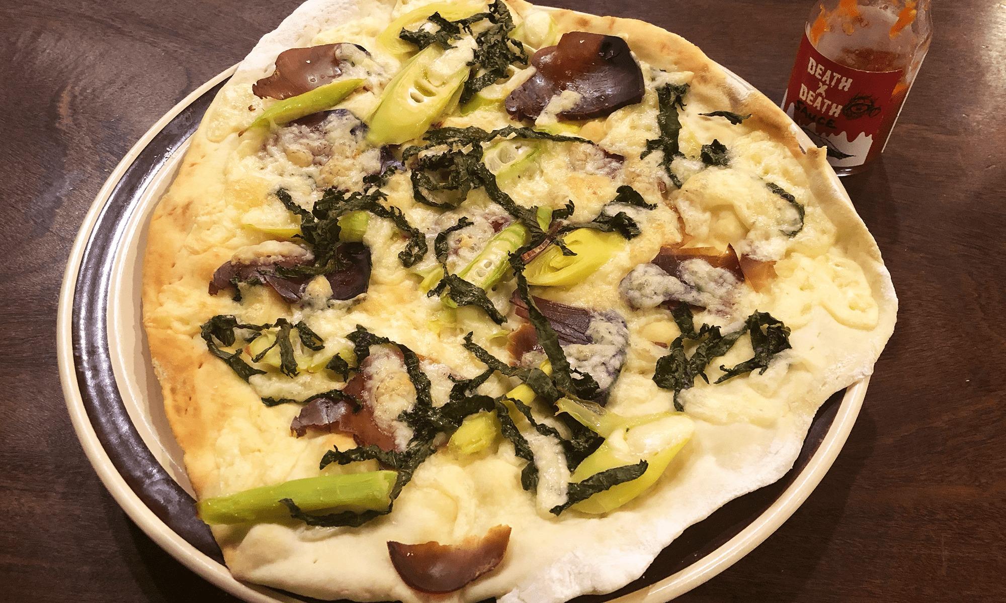 端午ピザ「端午の節句」