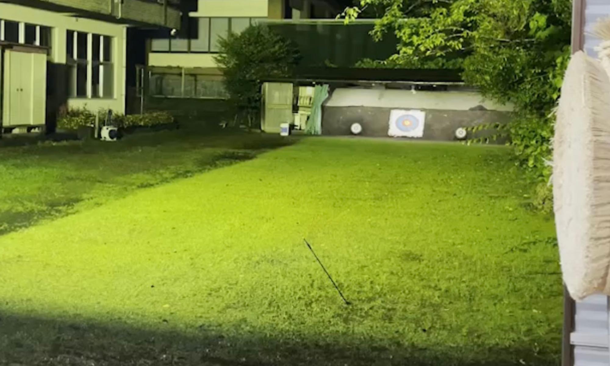 弓道体験「霧島弓道場」
